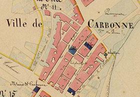 Origine Nom Ville De Carbonne